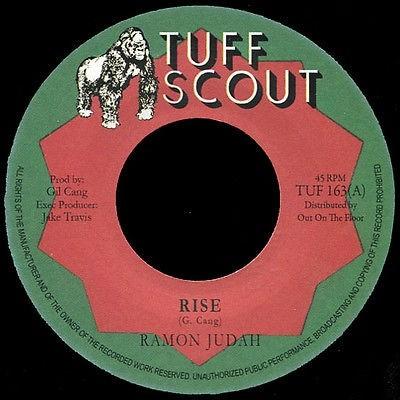 Ramon Judah : rise   Single / 7inch / 45T     Dancehall / Nu-roots