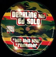 Deekline And Ed Solo : hot this year