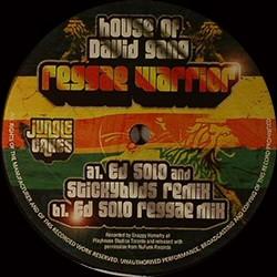 Ed Solo & Stickybuds : Reggae Warrior