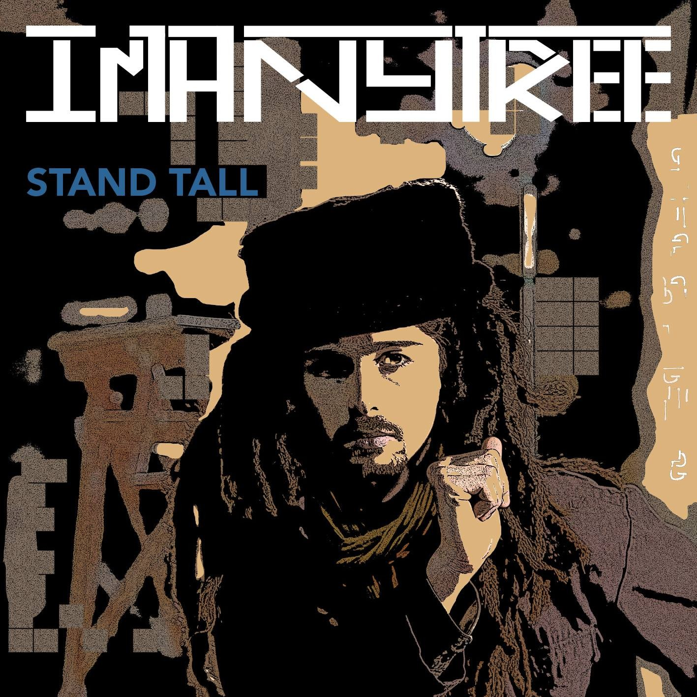 imanytree : stand tall | CD  |  FR