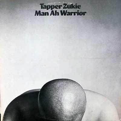 Tapper Zukie : Man Ah Warrior   LP / 33T     Collectors