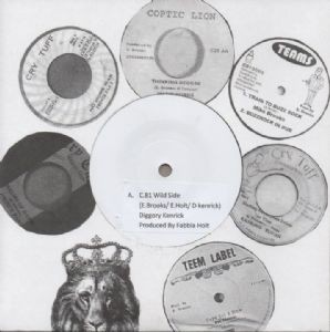 Diggory Kenrick : wild side   Single / 7inch / 45T     Oldies / Classics