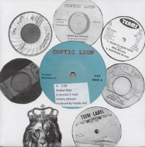 Anthony Johnson : robber man   Single / 7inch / 45T     Oldies / Classics