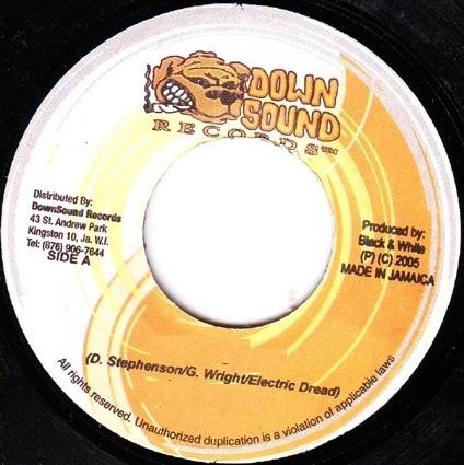 mikey general & contractor : heart broken | Single / 7inch / 45T  |  Dancehall / Nu-roots