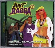 Various : Just Ragga Vol. 9 | CD  |  Dancehall / Nu-roots