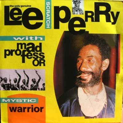 Lee Perry With Mad Professor : Mystic Warrior | LP / 33T  |  UK