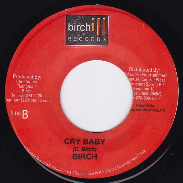 Shaggy : My Cry | Single / 7inch / 45T  |  Dancehall / Nu-roots