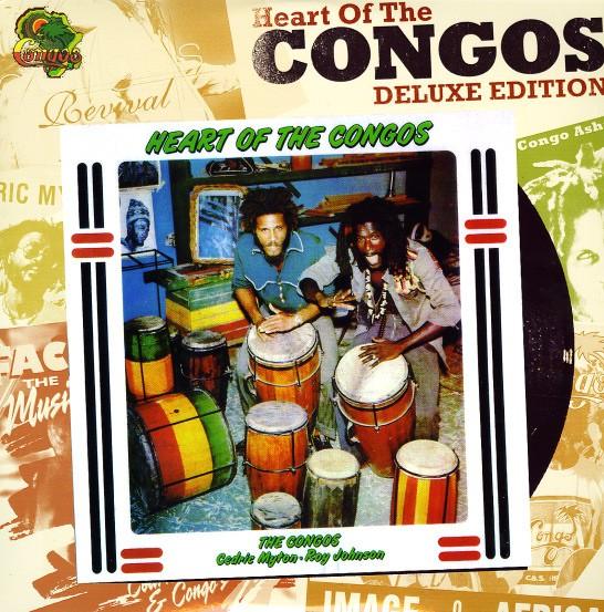 The Congos : Heart Of The Congos Deluxe Edition
