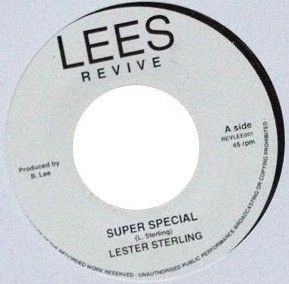 Lester Sterling : Lester Special | Single / 7inch / 45T  |  Oldies / Classics