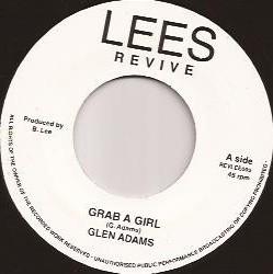 Glen Adams : Grab A Girl | Single / 7inch / 45T  |  Oldies / Classics