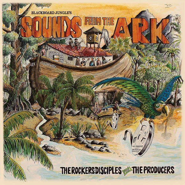 The Rockers Disciples : Sounds From the Ark | LP / 33T  |  Oldies / Classics