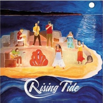 Members Of Groundation : rising tide | LP / 33T  |  Dancehall / Nu-roots
