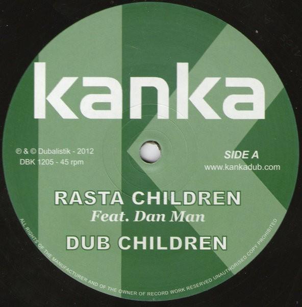 Kanka Ft. Dan Man : Rasta Children