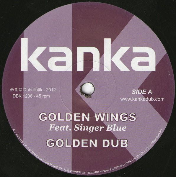 Kanka Ft. Singer Blue : Golden Wings
