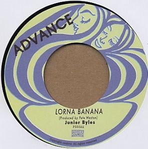 Junior Byles : Lorna Banana | Single / 7inch / 45T  |  Oldies / Classics