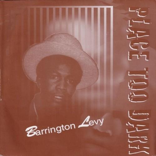 Barrington Levy : Place Too Dark | LP / 33T  |  Oldies / Classics