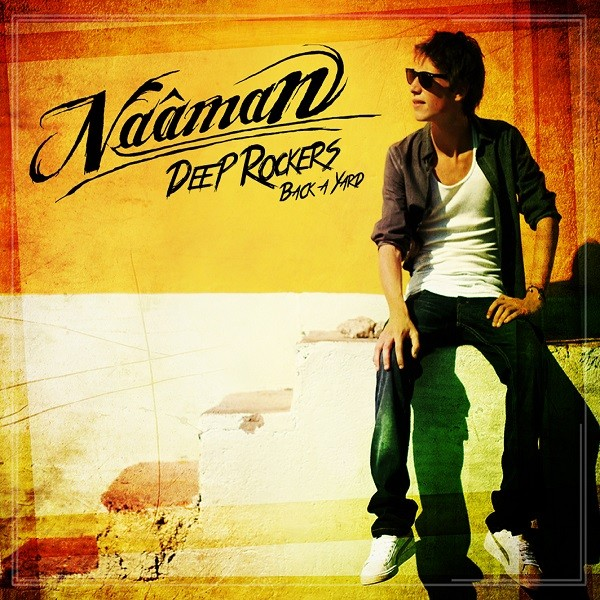 Naaman : Deep Rockers Back A Yard | LP / 33T  |  FR