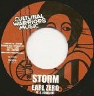 Earl Zero : Storm | Single / 7inch / 45T  |  UK