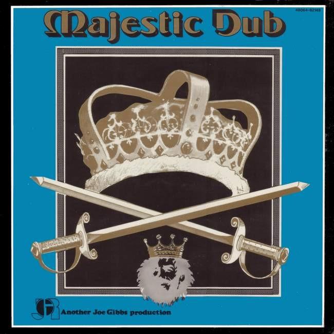 Joe Gibbs & The Professionals : Majestic Dub | LP / 33T  |  Dub