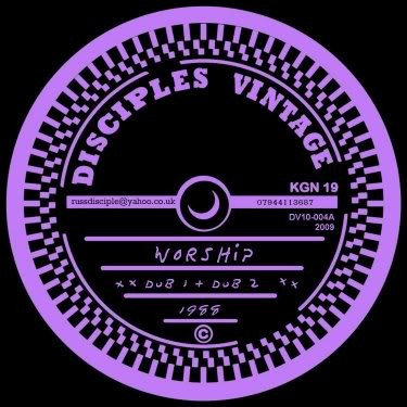 Disciples : Workship | Maxi / 10inch / 12inch  |  UK