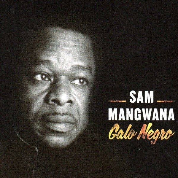 Sam Mangwana : Galo Negro | LP / 33T  |  Afro / Funk / Latin
