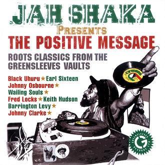 Jah Shaka : Presents The Positive Message   CD     Oldies / Classics