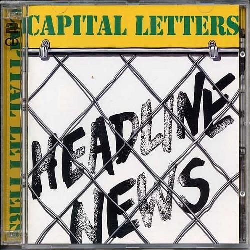 Capital Letters : Headline News   CD     Oldies / Classics