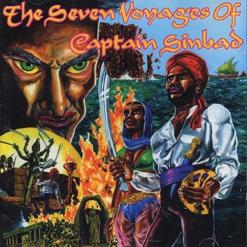 Captain Sinbad : The Seven Voyage Of   CD     Dancehall / Nu-roots