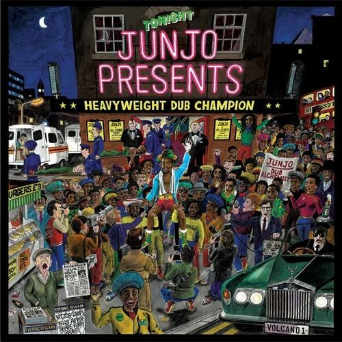 Scientist : Junjo Presents Heavyweight Dub Champion | LP / 33T  |  Oldies / Classics