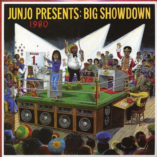 Scientist / various : Big Showdown   LP / 33T     Oldies / Classics
