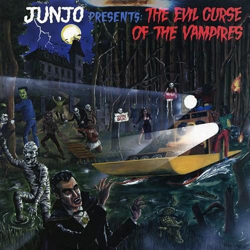 Junjo Presents : The Evil Curse Of The Vampires   LP / 33T     Oldies / Classics