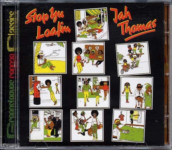 Jah Thomas : Stop Yu Loafin   CD     Oldies / Classics