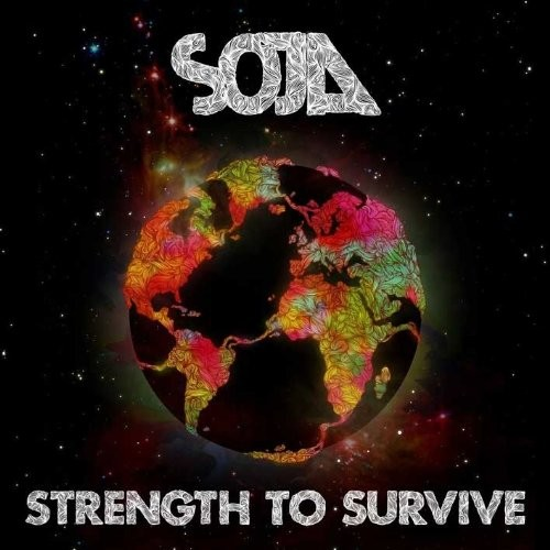 Soja : strength to survive   CD     Dancehall / Nu-roots