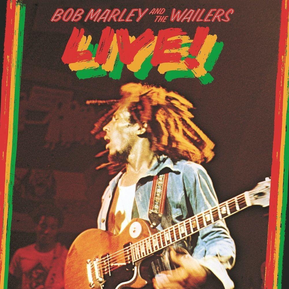 Bob Marley & The Wailers : Live !   LP / 33T     Oldies / Classics