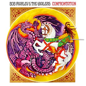 Bob Marley & The Wailers : Confrontation   LP / 33T     Oldies / Classics