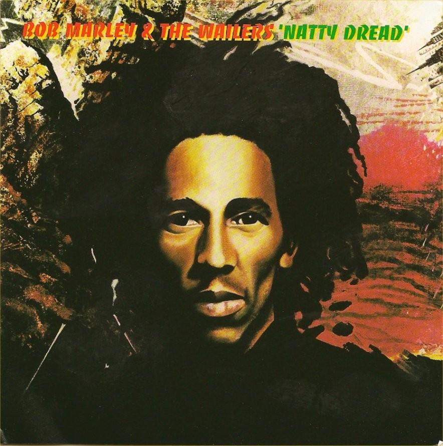 Bob Marley & The Wailers : Natty Dread   LP / 33T     Oldies / Classics