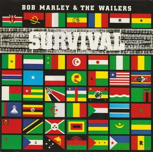 Bob Marley & The Wailers : Survival   LP / 33T     Oldies / Classics