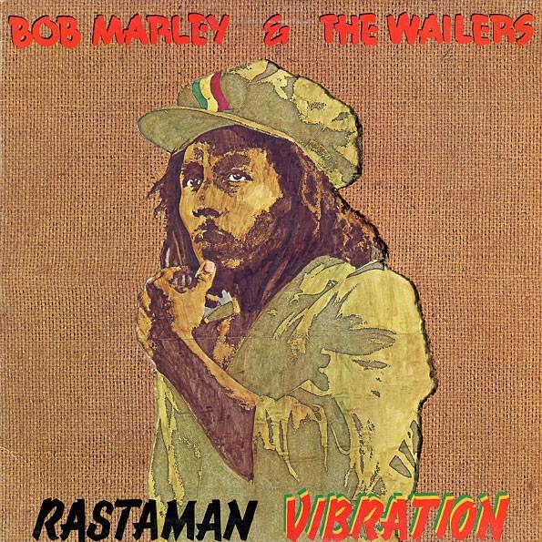 Bob Marley & The Wailers : Rastaman Vibration   LP / 33T     Oldies / Classics