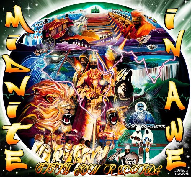 Midnite : In Awe   CD     Dancehall / Nu-roots
