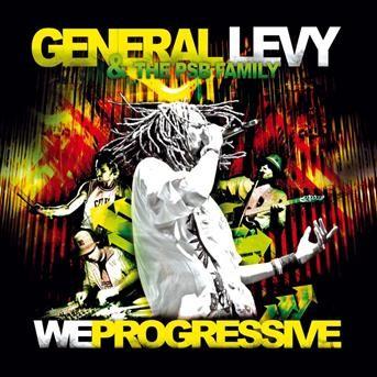 General Levy : weprogressive   CD     Dancehall / Nu-roots
