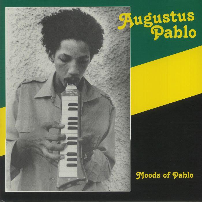 Augustus Pablo : Moods Of Pablo