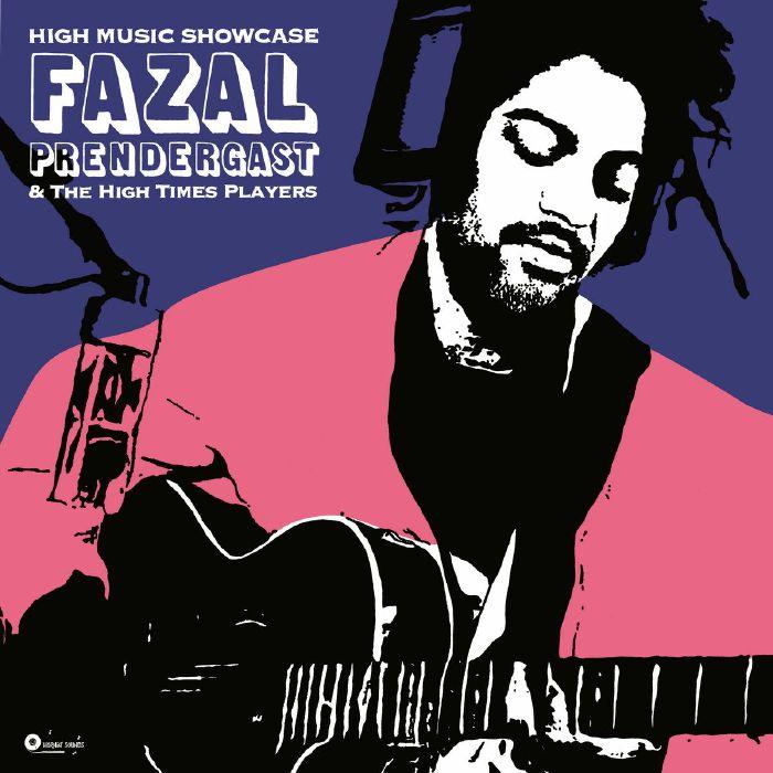 Fazal Prendergast & The High Times Players : High Music Showcase