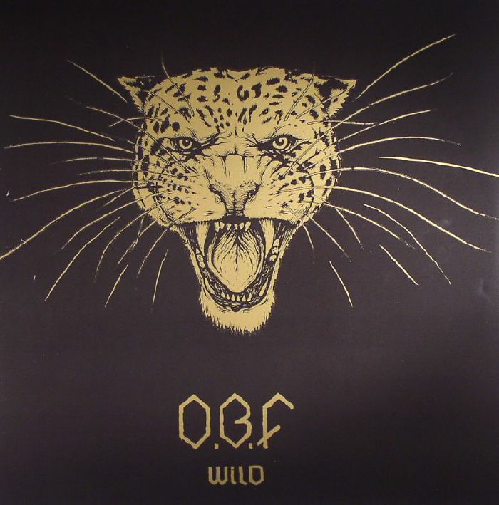 O.B.F : Wild | LP / 33T  |  UK