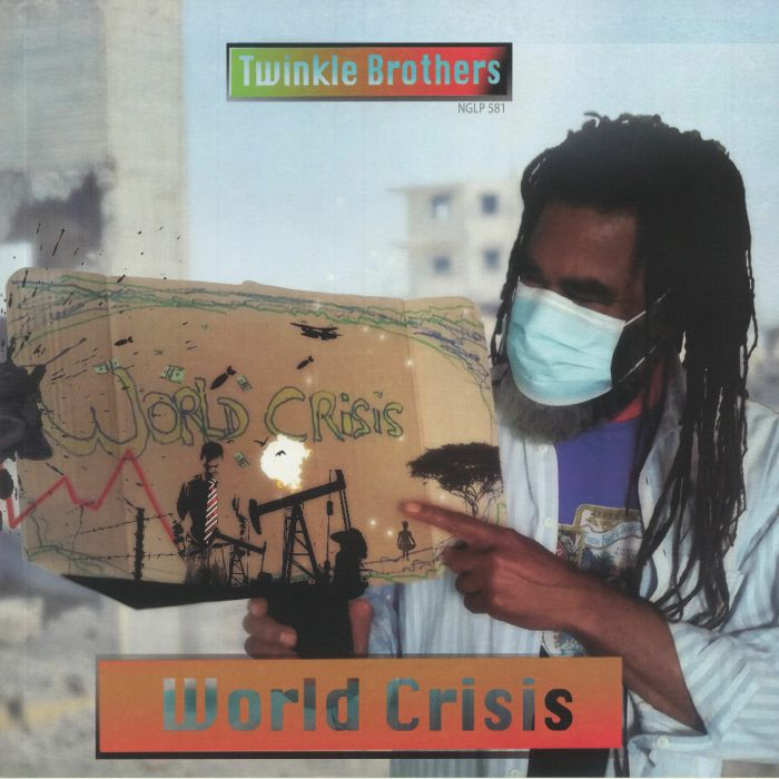 Twinkle Brothers : World Crisis   LP / 33T     UK