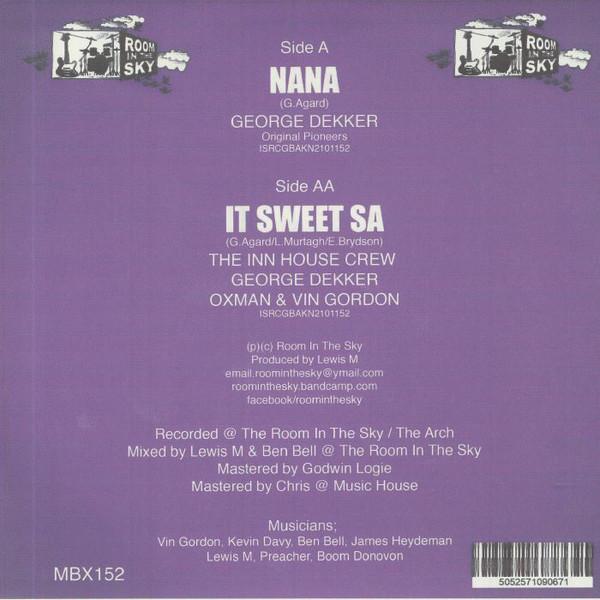 George Dekker : Nana | Single / 7inch / 45T  |  Oldies / Classics