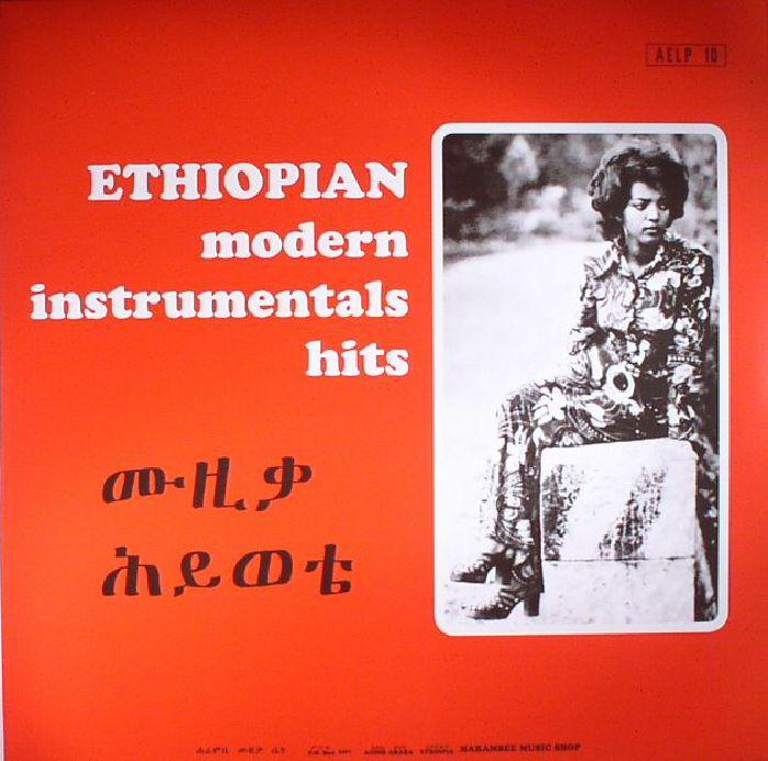 Mulatu Astatke : Ethiopian Modern Instrumentals Hits