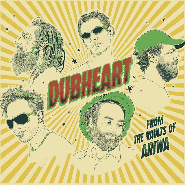 Dubheart : From The Vaults Of Ariwa | LP / 33T  |  UK