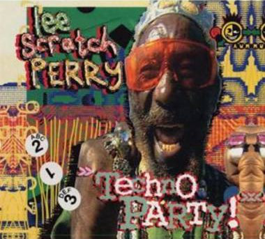 Lee Perry : Techno Party | LP / 33T  |  UK