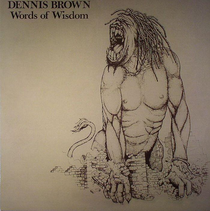 Dennis Brown : Words Of Wisdom | LP / 33T  |  Oldies / Classics