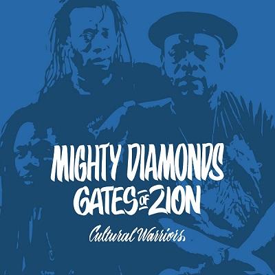 Mighty Diamonds : Gates Of Zion | Maxi / 10inch / 12inch  |  UK